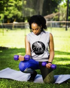 Research Biologist Spins Science Career Into Fitness