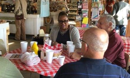 Madame Mayor: Myneca Ojo's Journey — Hitting the Links to Running Town