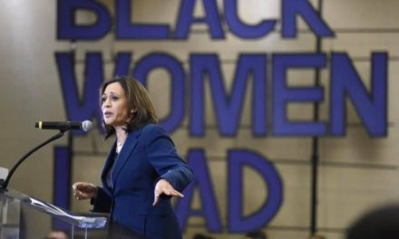 An All-Out Push for Kamala Harris