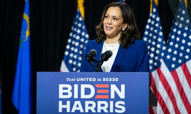 Kamala Harris Says, 'When We Vote, Things Change'