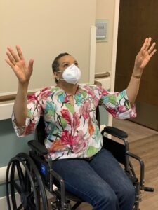 An 'Overcomer' Fights by Faith Against 4 Cancers