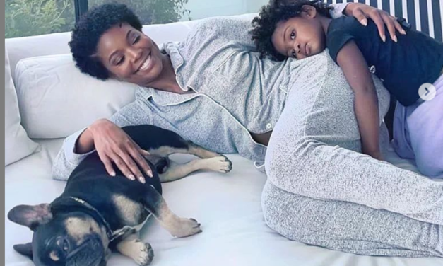 Gabrielle Union on Making Peace and Loving Life